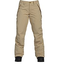 Burton Society P - Snowboardhose - Damen, Light Brown