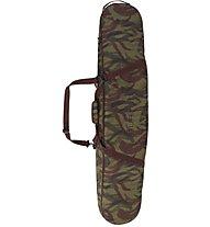 Burton Space Sack - borsa snowboard, Green/Brown