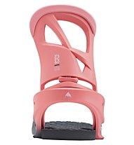 Burton Stiletto - attacco snowboard - donna, Pink