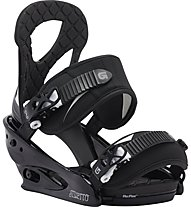 Burton Stiletto Re:Flex, Black/White