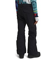 Burton Sweetart Pant - pantaloni snowboard - bambina, Black