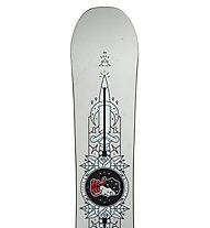 Burton Talent Scout - tavola da snowboard - donna, White