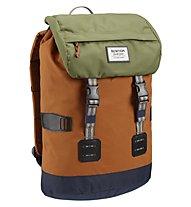Burton Tinder Backpack 25 L - Daypack, Orange/Green