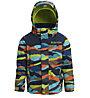 Burton Toddler Kid's Amped - Snowboardjacke - Kinder, Black/Green