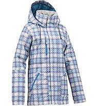 Burton TWC No Way Jacket, Blue-Ray Grunge Plaid