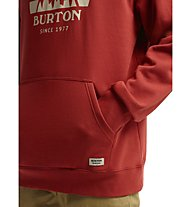 Burton Underhill Hoodie - Kapuzenpullover - Herren, Red