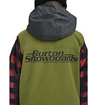 Burton Uproar - Snowboardjacke - Kinder, Green
