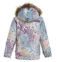 Burton Whiply Bomber - Snowboardjacke - Kinder, Pink