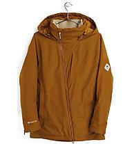 Burton GORE-TEX Balsam - giacca da snowboard - donna, Orange