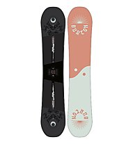 Burton Women's Rewind - Snowboard - Damen, Black/Orange