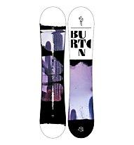 Burton Women's Stylus - tavola da snowboard - donna, Violet/White