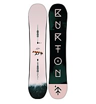 Burton Yeasayer Flying V - Snowboard All Mountain - Damen, Rose