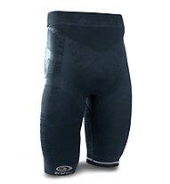 BV Sport CSX - pantaloni a compressione - uomo, Blue
