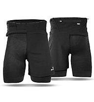 BV Sport CSX EVO 2 Combo - pantaloni a compressione - uomo, Black
