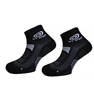 BV Sport Scr One - Laufsocken, Black