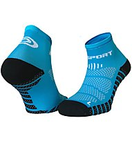 BV Sport SCR One Evo - calze running, Blue