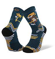 BV Sport Socks Trail Ultra Des Bosses - Socken - Unisex, Blue