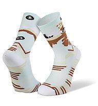 BV Sport Socks Trail Ultra Des Bosses - Socken - Unisex, Light Blue