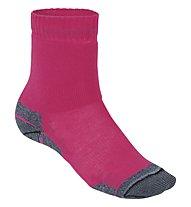 GM Kids Hiking - calzini corti - bambino, Pink