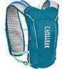 Camelbak Circuit Vest - 5L - zaino running, Light Blue/Grey/Green
