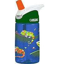 Camelbak Eddy Kids´ 0,4 L - Trinkflasche, Blue/Green/Orange