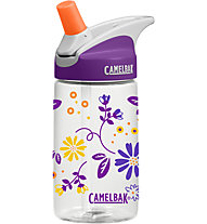 Camelbak Eddy Kids´ 0,4 L - Trinkflasche, White/Purple