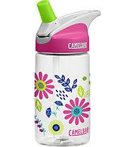 Camelbak Eddy Kids´ 0,4 L - Trinkflasche, White/Rose