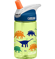 Camelbak Eddy Kids' 0,4 L - Borraccia, Green/Blue