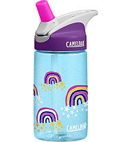 Camelbak Eddy Kids´ 0,4 L - Trinkflasche, Rainbow