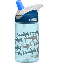 Camelbak Eddy Kids' 0,4 L - Borraccia, Light Blue/Blue