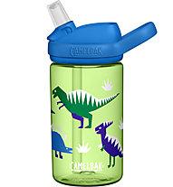 Camelbak Eddy+ Kids 0,4L - Trinkflasche - Kind, Green/Blue