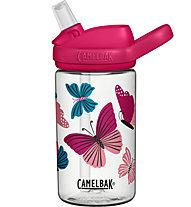 Camelbak Eddy+ Kids 0,4L - Trinkflasche - Kind, White/Red