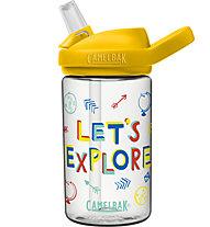Camelbak Eddy+ Kids 0,4L - Trinkflasche - Kind, Yellow