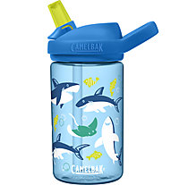 Camelbak Eddy+ Kids 0,4L - Trinkflasche - Kind, Blue