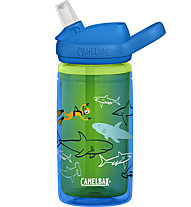 Camelbak Eddy+ Kids 0,4L Insulated  - Trinkflasche - Kind, Green/Blue