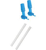 Camelbak Eddy Kids Bottle Bite Valves and Straws - boccaglio per borraccia, Blue/White