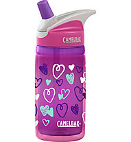 Camelbak Eddy Kids Insulated - 0,4L - Trinkflasche - Kinder, Pink
