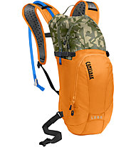 Camelbak Lobo 100 OZ Hydration - Trinkrucksack Bike, Orange/Camouflage