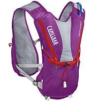 Camelbak Marathoner 2 L - zaino running, Purple