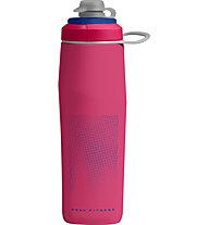 Camelbak Peak Fitness 0,75L - Trinkflasche, Pink/Blue