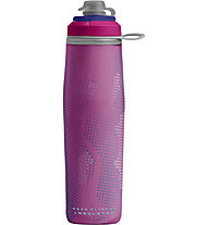 Camelbak Peak Fitness Chill 0,75L - Trinkflasche, Pink/Blue