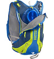Camelbak Ultra 10 - Zaino, Electric Blue/Lime Punch