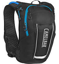 Camelbak Ultra 10 - Zaino trailrunning, Black/Atomic Blue