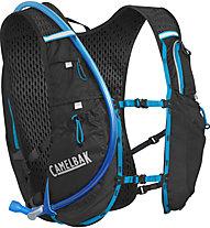 Camelbak Ultra 10 - Rucksack, Black/Atomic Blue