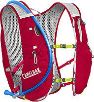 Camelbak Ultra 10 - Trailrunningrucksack, Red/Green