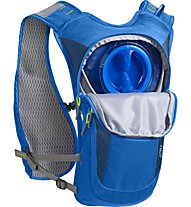 Camelbak Ultra 4 - Trailrunning-Rucksack, Electric Blue/Poseidon