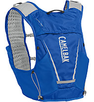 Camelbak Ultra Pro Vest 7L - Trailrunning Rucksack, Blue/Grey