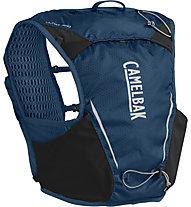 Camelbak Women's Ultra Pro Vest  7L - Trailrunning Rucksack - Damen, Blue/Black