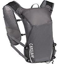 Camelbak Zephyr Vest 12L - Trailrunning-Rucksack, Grey