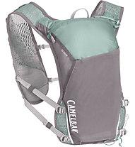 Camelbak Zephyr Vest Woman 12L - zaino trailrunning - donna, Grey
